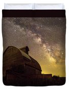Star Barn Duvet Cover