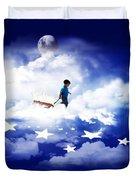 Star Boy Duvet Cover