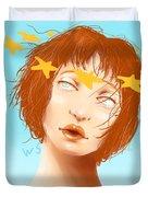 Star Eyed Duvet Cover