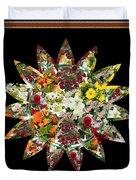 Star Flower Bouquet Creation By Navinjoshi At Fineartamerica.om Graphics Art   Elegant Interior Deco Duvet Cover