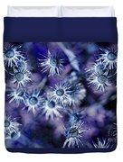 Star Flowers Duvet Cover