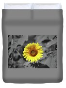 Star Of The Show - Standing Out Duvet Cover