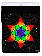 Star Seed Duvet Cover