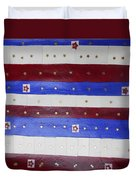 Star Spangled Banner Duvet Cover