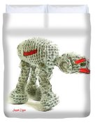 Star Wars Combat Crochet Armoured Vehicle Duvet Cover