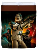 Star Wars Fighters Duvet Cover