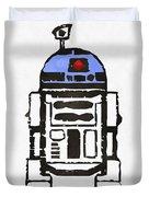 Star Wars R2d2 Droid Robot Duvet Cover