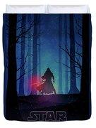 Star Wars - The Force Awakens Duvet Cover