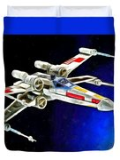 Starfighter X-wings - Da Duvet Cover