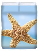 Starfish Close-up Duvet Cover
