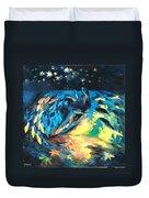 Starfish Night Duvet Cover
