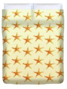 Starfish Pattern. Duvet Cover
