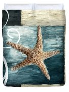 Starfish Spell Duvet Cover