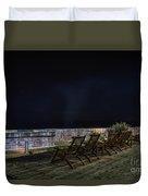 Starlight View Duvet Cover