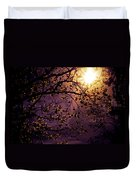 Stars In An Earthly Sky Duvet Cover by Vivienne Gucwa
