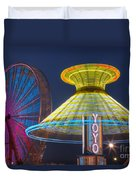 State Fair II Duvet Cover