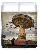 State Fair Of Oklahoma IIi Duvet Cover