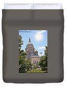 State House Duvet Cover