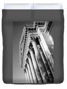 Stately Colonnade Duvet Cover