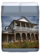 Stately Home Duvet Cover