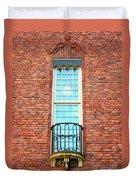Stadshuset Window Duvet Cover