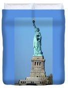 Statue Of Liberty 1 Duvet Cover