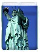 Statue Of Liberty 10 Duvet Cover