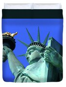 Statue Of Liberty 11 Duvet Cover