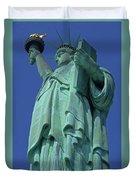 Statue Of Liberty 12 Duvet Cover
