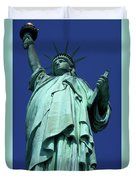Statue Of Liberty 13 Duvet Cover
