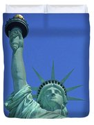 Statue Of Liberty 14 Duvet Cover