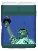 Statue Of Liberty 15 Duvet Cover