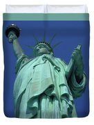 Statue Of Liberty 16 Duvet Cover
