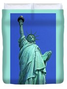 Statue Of Liberty 17 Duvet Cover