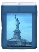 Statue Of Liberty 22 Duvet Cover