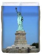 Statue Of Liberty 3 Duvet Cover