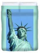 Statue Of Liberty 5 Duvet Cover