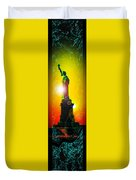 Statue Of Liberty 7 Duvet Cover