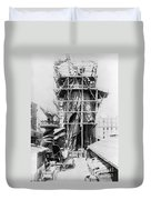 Statue Of Liberty, C1883 Duvet Cover