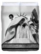 Statue Of Liberty, Tall Duvet Cover