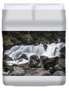 Stave Falls Duvet Cover