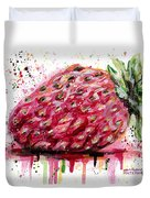 Stawberry 1 Duvet Cover