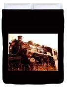 Steam Engine 3716 Duvet Cover