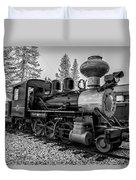 Steam Locomotive 5 Duvet Cover