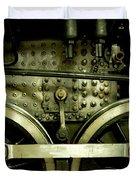Steam Power I Duvet Cover