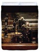 Steam Punk - Diy Typewriter Duvet Cover