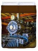 Steam Train 25 Duvet Cover
