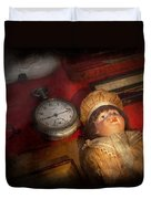 Steampunk - 9-14  Duvet Cover