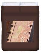 Steel Beam Duvet Cover