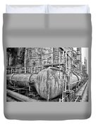 Steel Industry - Bethlehem Steel Duvet Cover